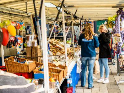 Enschede Fietsstad Zondagmarkt-26