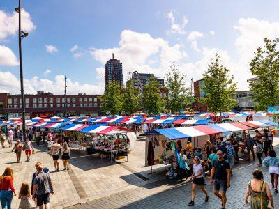 Giga rommel markt zondagsmarkt 25-7-2021-10