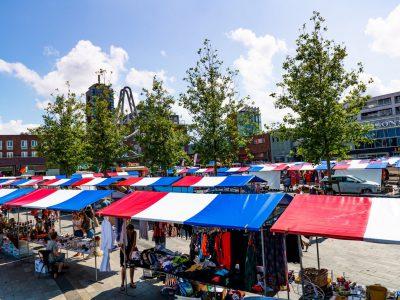 Giga rommel markt zondagsmarkt 25-7-2021-11