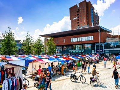 Giga rommel markt zondagsmarkt 25-7-2021-15