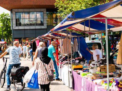 Giga rommel markt zondagsmarkt 25-7-2021-16