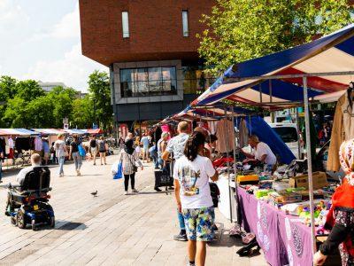 Giga rommel markt zondagsmarkt 25-7-2021-17