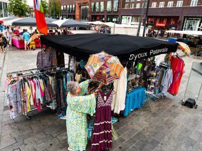 Giga rommel markt zondagsmarkt 25-7-2021-26