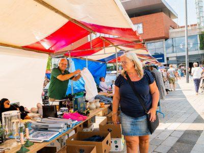 Giga rommel markt zondagsmarkt 25-7-2021-6