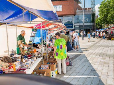 Giga rommel markt zondagsmarkt 25-7-2021-7