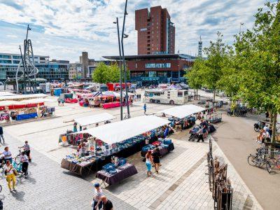 Zondagsmarkt Camperplek op het Plein 14-15-08-2021-142